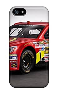 taoyix diy Excellent Iphone 5/5s Case Tpu Cover Back Skin Protector Chevrolet Ss Nascar 2013