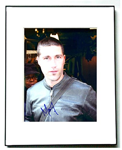 Matthew Fox Autographed Signed Framed Lost Photo UACC RD - Photo Signed Matthew Fox