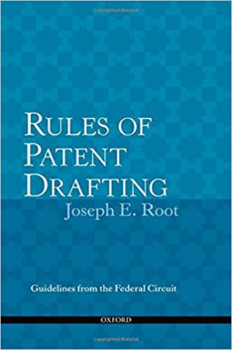 Rules of Patent Drafting: Guidelines from the Federal