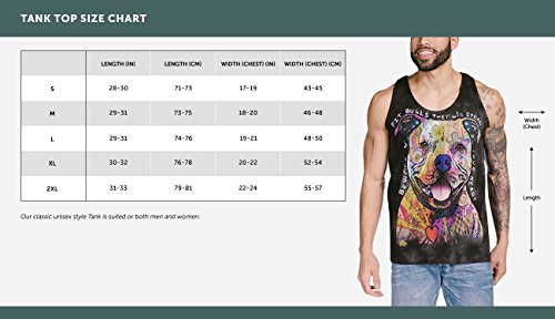The Mountain Epic Trump Tank Top – Charcoal