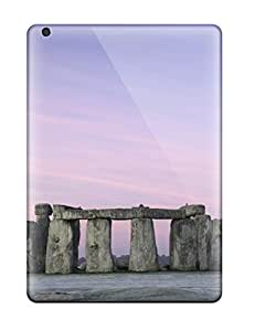 Fgy249Htbw PamarelaObwerker Awesome Cases Covers Compatible With Ipad Air - Stonehenge Human Civilization