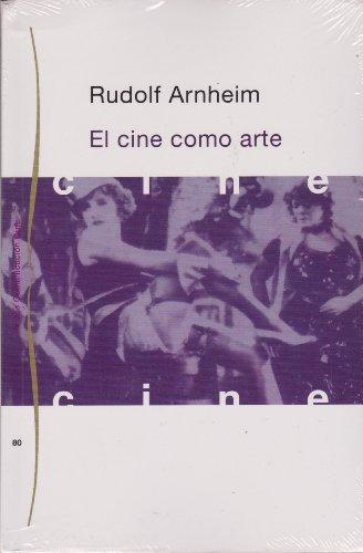 Descargar Libro El Cine Como Arte Rudolf Arnheim