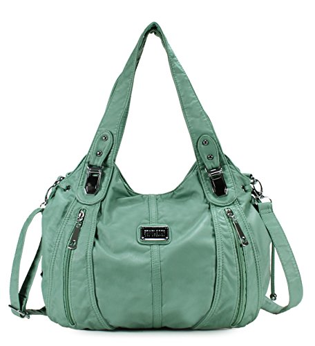 Zip Shoulder Bag Purse - 7