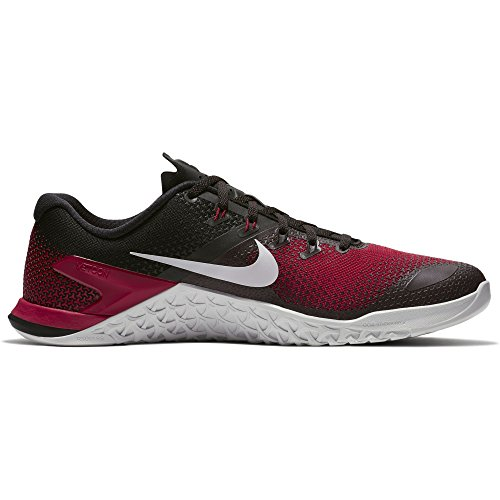 Training Metcon Hyper Vast 4 NIKE Shoe Crimson Men's 15 Grey 0 Black Oqgwt