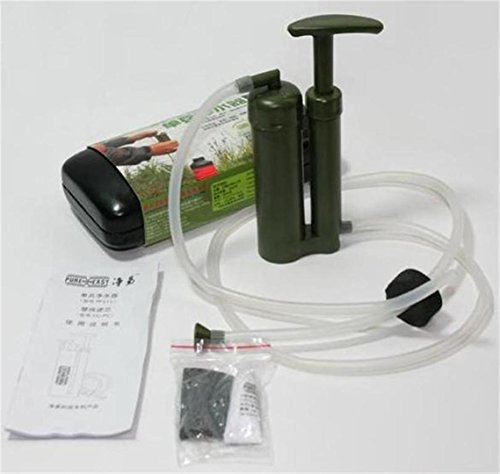 PureEasy Soldier Portable Mini Water Filter Purifier by PureEasy