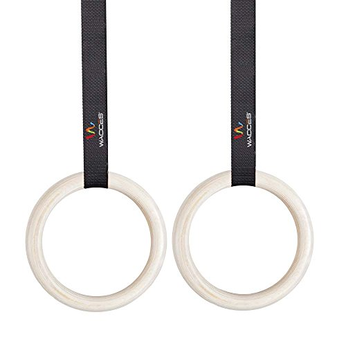 wacces-exercise-fitness-gymnastic-rings-wooden