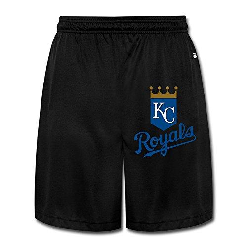 (Hioyio Men 's Kansas City Royals Shorts)