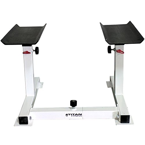 Titan Adjustable Height Dumbbell Holder by Titan Fitness (Image #1)