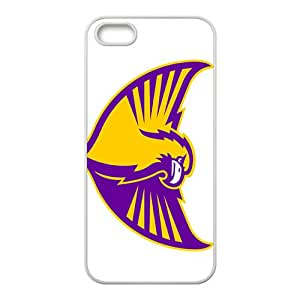 NCAA Tennessee Tech Golden Eagles 2 White Phone Case for iPhone 5S