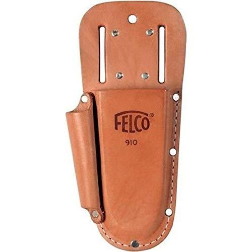 Felco 910 Plus ¨C Genuine leather holster with belt loop, clip & sharpen holder /RM#G4H4E54 E4R46T32501477