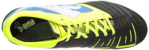 Chaussures De 102783 blanc 2 Powercat Hommes Noir noir Football bleu Brillant 04 Fluo Fg Pumas jaune twSYX