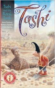 Tashi and The Royal Tomb - 10