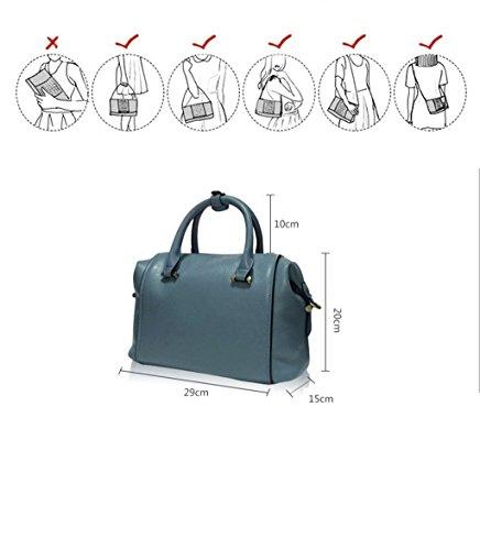 Capacità Classic Da Tote 1 Cartelle 1 Ladies Designerr Donne colore A Lavoro Per Corpo Grande Ragazze Viaggio Le Tracolle Tracolla Borse 1zY0q6p