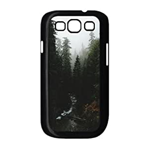 Customized Dual-Protective Case for Samsung Galaxy S3 I9300, Beautiful Scenery Cover Case - HL-R641542
