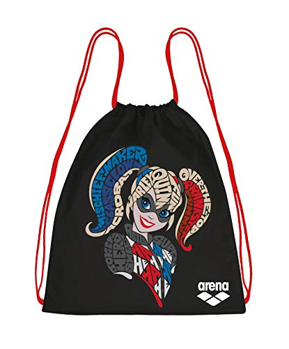 375e36b5f0c arena Fast Drawstring Super Hero Swimbag Batman Arena North America  001537-503-NS Equipment Bags