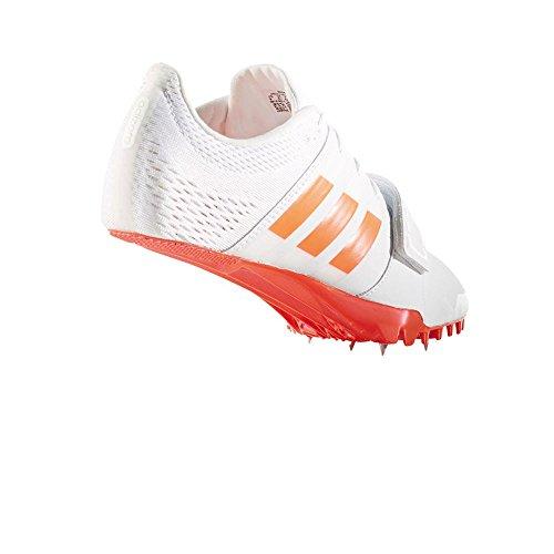 Blanco Adulto Zapatillas adidas Unisex Atletismo Accelerator de Adizero UY80z