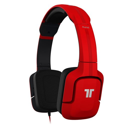 TRITTON Kunai Stereo Headset Made for Apple iPod, iPhone, and iPad by Mad Catz