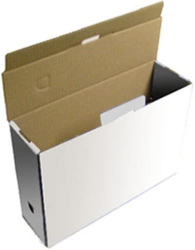 Archive tamaño folio caja de cartón de archivo 15,7 x 4 x 27,94 cm ...