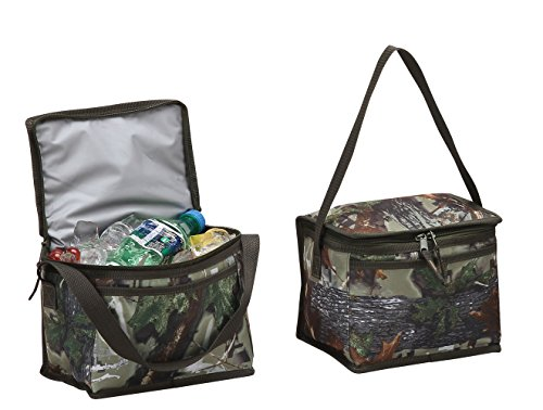 - Preferred Nation 6 Pack Cooler (2 Piece), Camouflage