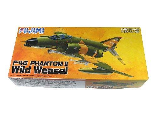 フジミ模型 1/72 飛行機シリーズSPOT 飛SP ワイルドウィーゼル F-4