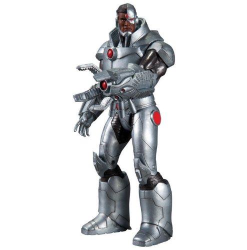 DC Collectibles Justice League: Cyborg Action Figure (Cyborg Dc Action Figure)