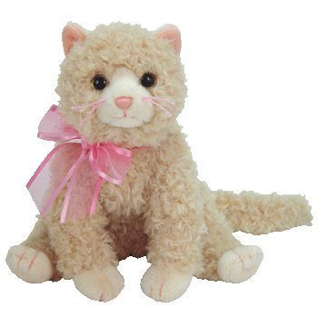 Image Unavailable. Image not available for. Color  TY Beanie Baby - PLUFF  the Cat f4ec0759db2d