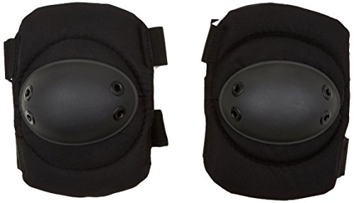 Mil-Tec Elbow Pads Black by CamoOutdoor