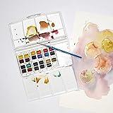 Winsor & Newton Cotman Watercolor Paint, Plus Set