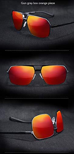 Lunettes Polarisées De Réfléchissant De Orange Magnésium ALHM Soleil Revêtement 7BRtdnfqw