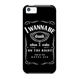 Hot Tpye Wannabe Drunk Cases Covers For Iphone 5c
