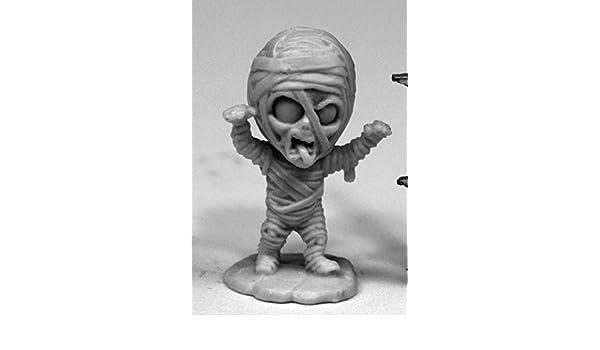 Amazon.com: Reaper Miniatures 77596 Bonesylvanians Sandy, Bones Miniature: Toys & Games