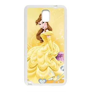 Beauty and the Beast lovely girl Cell Phone Case for Samsung Galaxy Note3