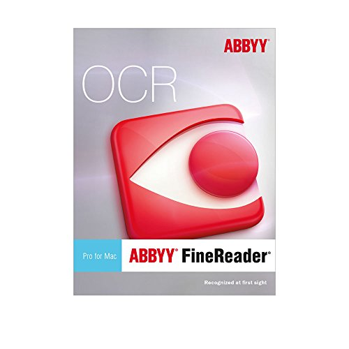 ABBYY FineReader Pro for Mac [Download] by Abbyy USA