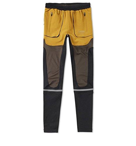 Nike X Undercover GYAKUSOU Utility Men's Tights (XL, Bronzine/Black) by Nike (Image #5)