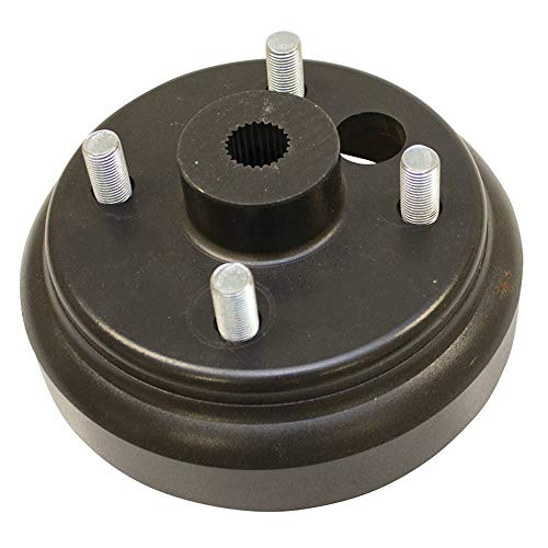 Stens 851-221 Brake Drum, Replaces E-Z-GO: 19186-G1, 19186G1P, Fits E-Z-GO: Gas, 1982-1993 and Electric, 1982 and -