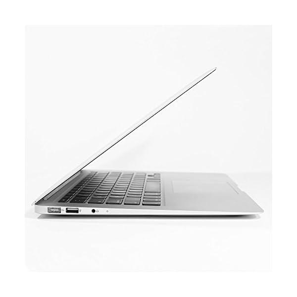 Apple MacBook Air 13.3-Inch Laptop MD760LL/B, 4GB Ram - 128GB SSD - 1.4 GHz Intel i5 Dual Core (Renewed) 2