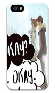 Online Designs fault in our stars kissed his forehead PC Hard new iphone 5 case for boys