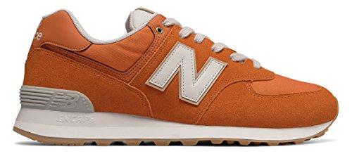 土爆発時計(ニューバランス) New Balance 靴?シューズ メンズライフスタイル 574 Natural Outdoor Burnt Orange with Moonbeam バーント オレンジ US 8 (26cm)