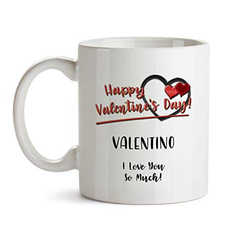 Valentino Valentine's Day Gift Mug - AA179 Personalized for sale  Delivered anywhere in USA