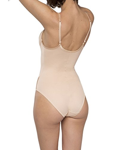 Maison 5552 Body New 145 Nude Underwired Nuage Bodysuit Women's Lejaby Piece One Pur 6r7U6q