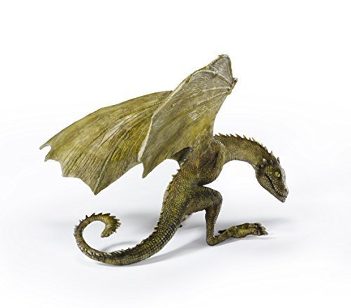 The Noble Collection Game of Thrones - Rhaegal Dragon Sculpt (Game Thrones Dragon)