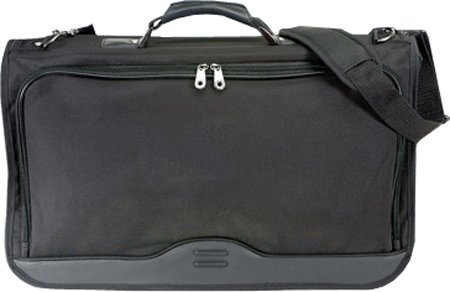 us-traveler-ballistic-nylon-tri-fold-carry-on-garment-bag-black