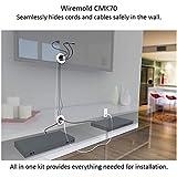 Legrand-Wiremold CMK70 Flat Screen TV Cord and