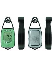 JDC Electronics Skywatch Xplorer 2 - Intrumento de medición de la Velocidad del Viento y termómetro, Color Verde