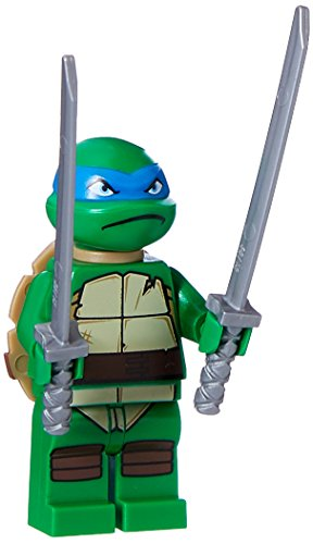 LEGO Teenage Mutant Ninja Turtle Leonardo minifigure