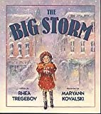 The Big Storm, Rhea Tregebov, 1550741179
