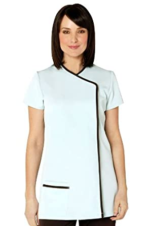 e6c1f6ad4b5 Image Unavailable. Image not available for. Colour: Salonwear Uniforms for  Beauty ...