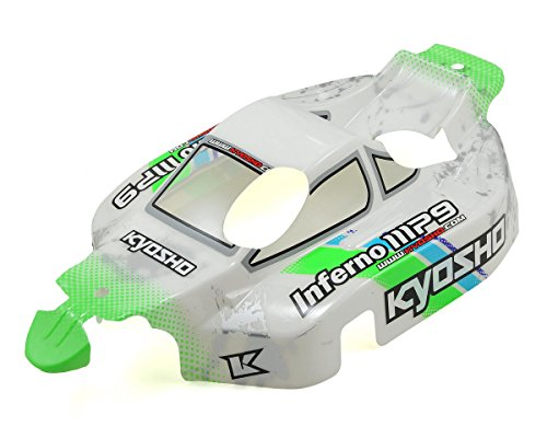 Pre Painted Body - Kyosho MP9 TKI3 ReadySet Pre-Painted 1/8 Body Set