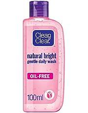 Clean & Clear Natuurlijke heldere dagelijkse was- 100 Ml