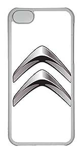 iPhone 6 plus 5.5 Case, iPhone 6 plus 5.5 Cases - diy caseCrystal Clear Back Bumper for iPhone 6 plus 5.5 Citroen Car Logo 3 Shock-Absorption Hard Case for iPhone 6 plus 5.5 WANGJING JINDA